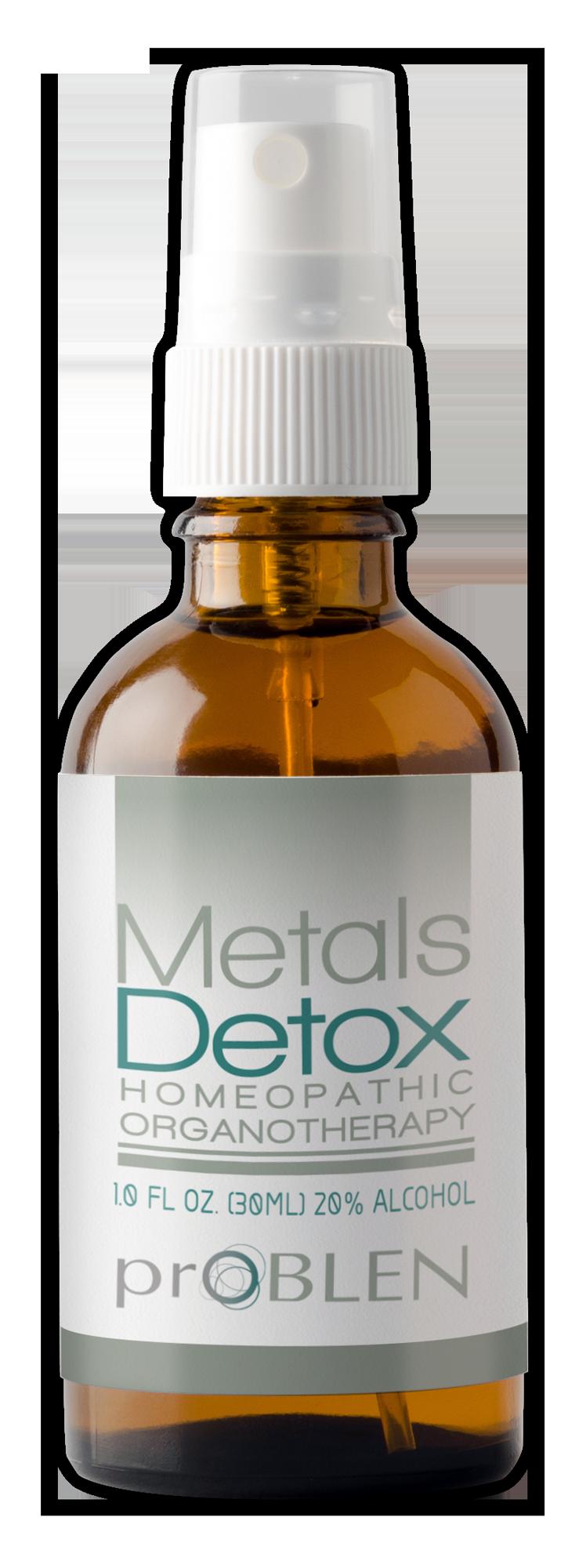 Metals Detox | ProBLEN