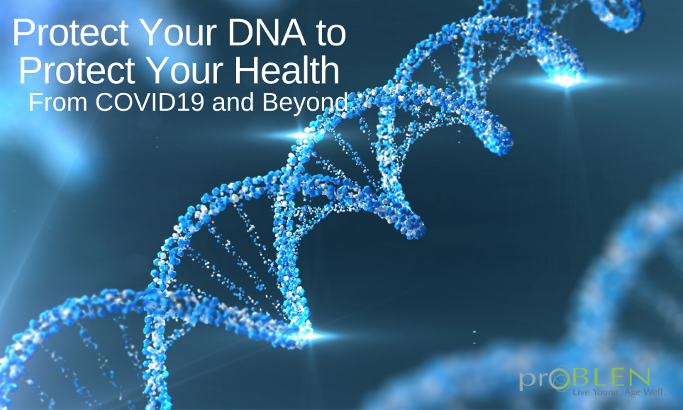 how to protect your DNA Telomeres from Disease and live longer