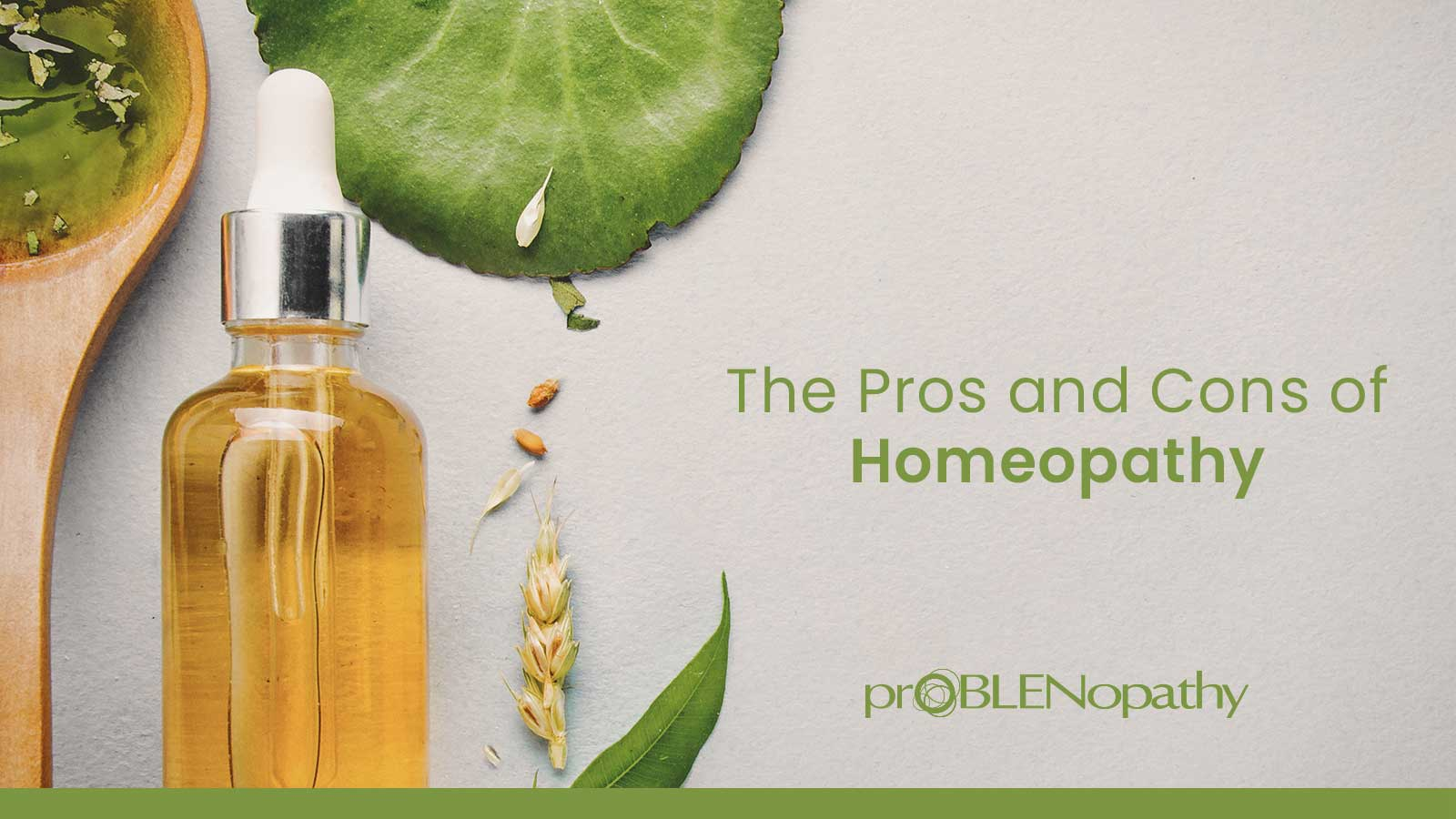 is there an advantage to homeopathy